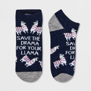 Accessories - Llama drama socks